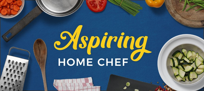 6 Products for the Aspiring Home Chef